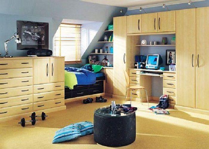 26 best Teen Boy Small Bedroom images on Pinterest   Children ...