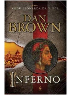 """""""Inferno"""" to czwarta część bestsellerowego cyklu, do którego należą powieści: """"Anioły i demony"""", """"Kod Leonarda da Vinci"""" i """"Zaginiony symbol""""."""
