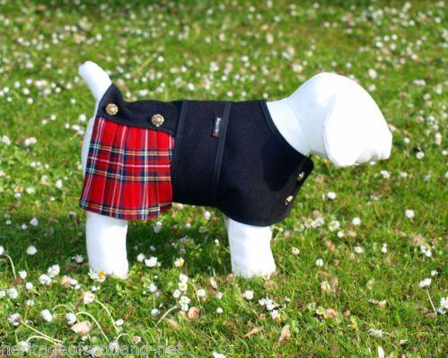 Scottish Royal Stewart Tartan Dog Kilt Coat   eBay