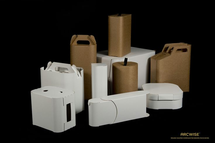 Structural Packaging Design by Arcwise