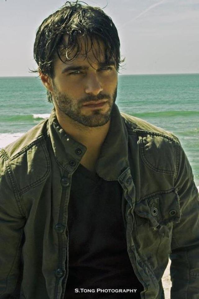 Marco Dapper, who I think looks like Nick Clarkston, the hero of RETRIBUTION. http://amzn.com/B00811WVPW