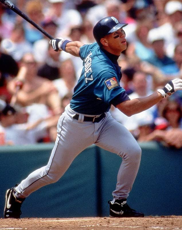 Alex Rodriguez, Seattle Mariners