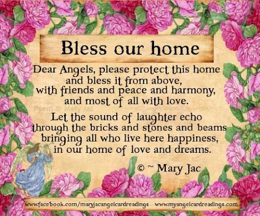 Space Clearing with the Angels - Mary Jac   To invite the Angels into YOUR home and ask them to help you restore positive energy, and bless your home with peace and harmony CLICK HERE ➡   http://www.myangelcardreadings.com/spaceclearing  ⭐   ⭐ ⭐ ⭐ ⭐ ⭐ ⭐ ⭐ ⭐   #angels #spaceclearing