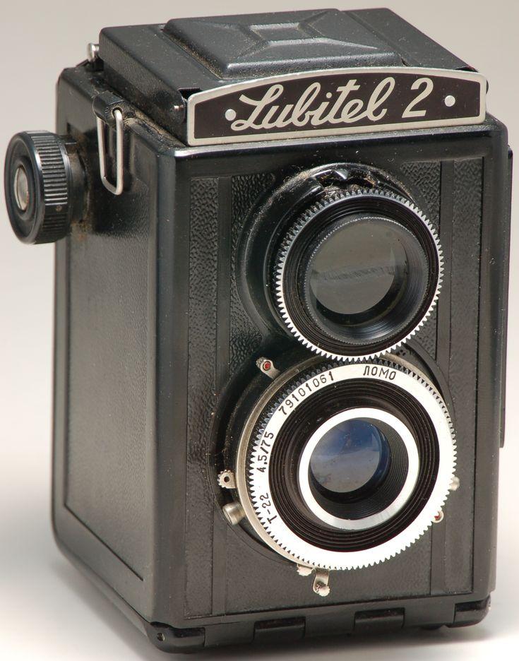 En mijn oude Lubitel voor mooie zwart-wit Lomography.