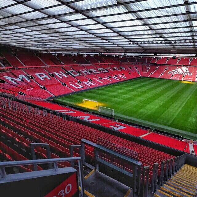 "Old Trafford ""Theatre of Dreams"" Manchester United Stadium"