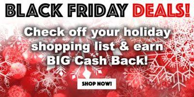 Chatty Patty's Place: Get Big Cash Back during the Swagbucks Black Frida...