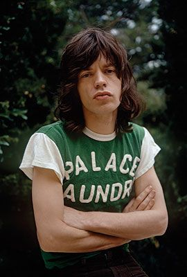 My mom always used to tell me Mick was my dad when I was younger. To this day I still think it's possible (; lol