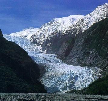 Franz Josef Glacier-favorite experience in NZ :)