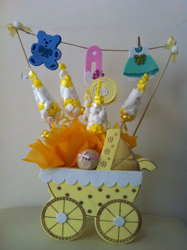 28 best images about baby showwer on pinterest for Decoracion para ninos