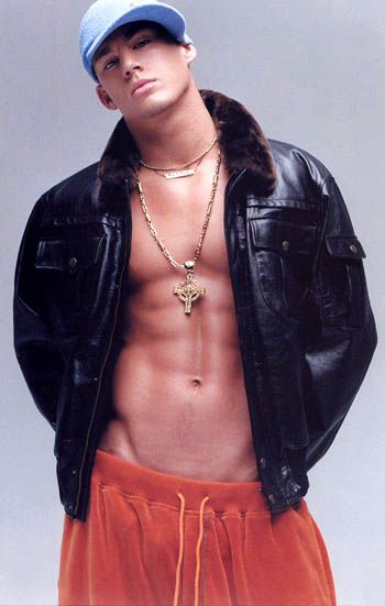 Channing Tatum-SEXY!