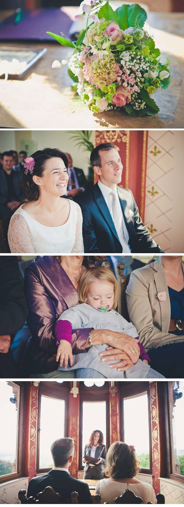 Susanne   Matthias: Standesamtliche Hochzeit auf Schloss Drachenburg mit Lilly Photography