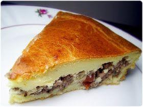 Elvira's Bistrot: Tarte brasileira de carne picada