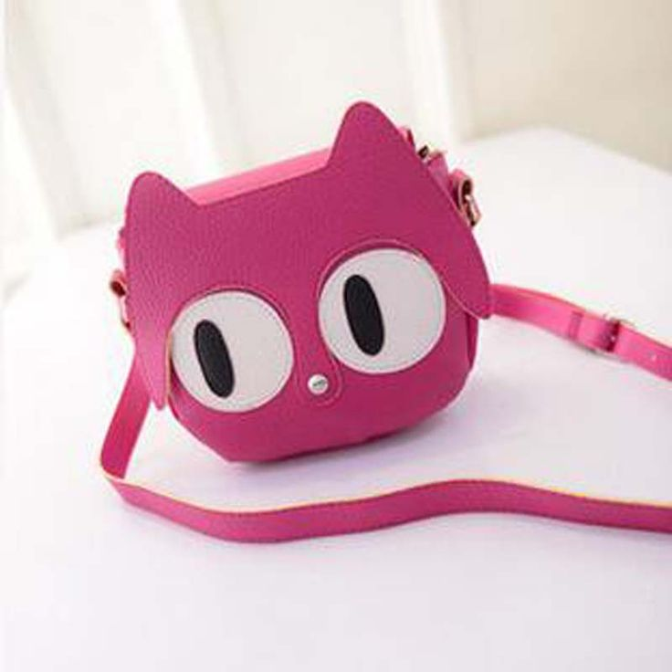 HANDBAG - Approx $30 - Bright Cat Eyes Design Novelty Women's Bags. . . Visit the page for more details . . .  See more Great Novelty Handbags like this on my Board.