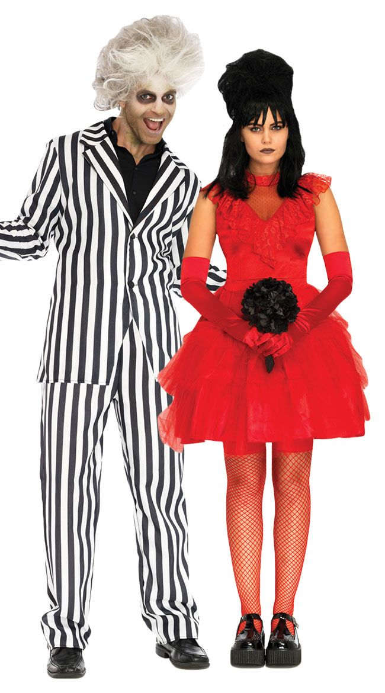 Halloween sexy couple costume