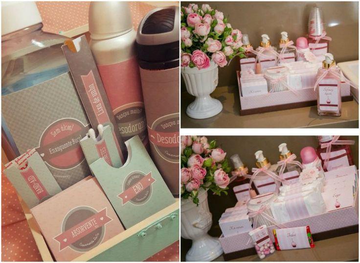 Kit Banheiro Casamento Luxo : Imagem relacionada kit higiene toalete