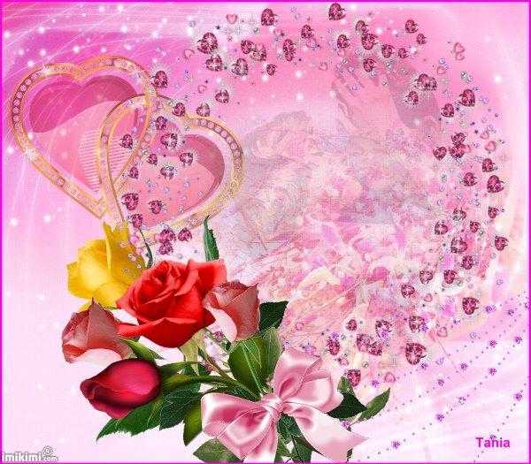 FLOWERS FOR MY DARLING Maria Elena