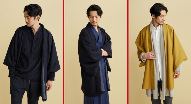 Love samurai-inspired fashion but hate the cold? Then you might want to add these warm Japanese-style half coats to your wardrobe this winter.