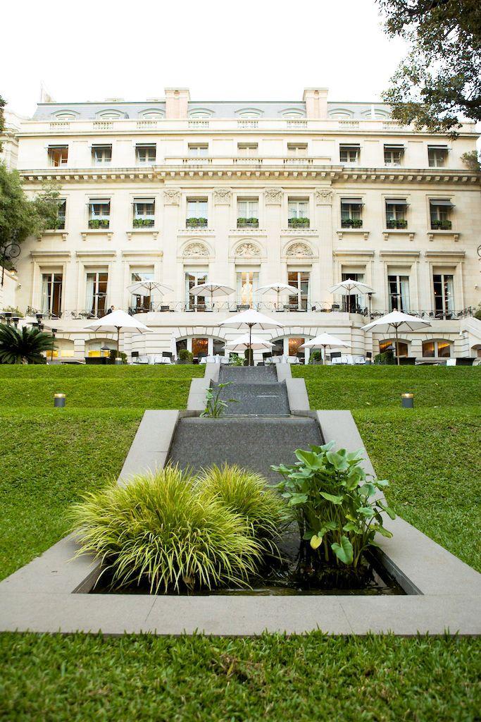 Palacio Duhau, Buenos Aires.