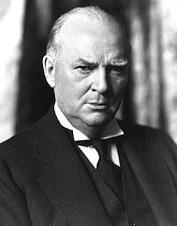 People thought that R.B. Bennett, PM of Canada 1930-1935 was a great man. His government spend $20 mill. to help unemployed in 1930, passed laws to grant aid to the Provinces, raised tariffs on imports. But he wasn't able to solve the problems of the Depression.