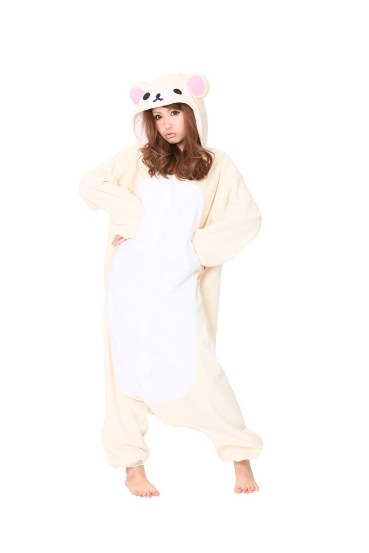 Kigurumi Pyjama Kolilakuma RAX-005: Amazon.fr: Jeux et Jouets