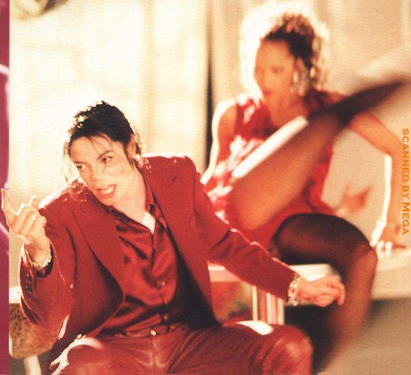 Michael Jackson's Blood On The Dance Floor Photo: BOTDF - Michael Jackson