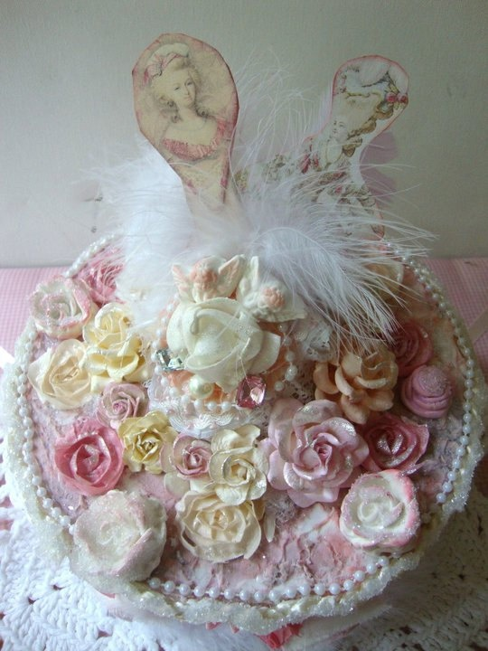 fake wedding cakes for sale 78 best my shabby chic creations for images on 3997