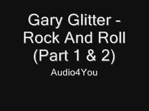 Gary Glitter - Rock and Roll (Part 1&2)  1972