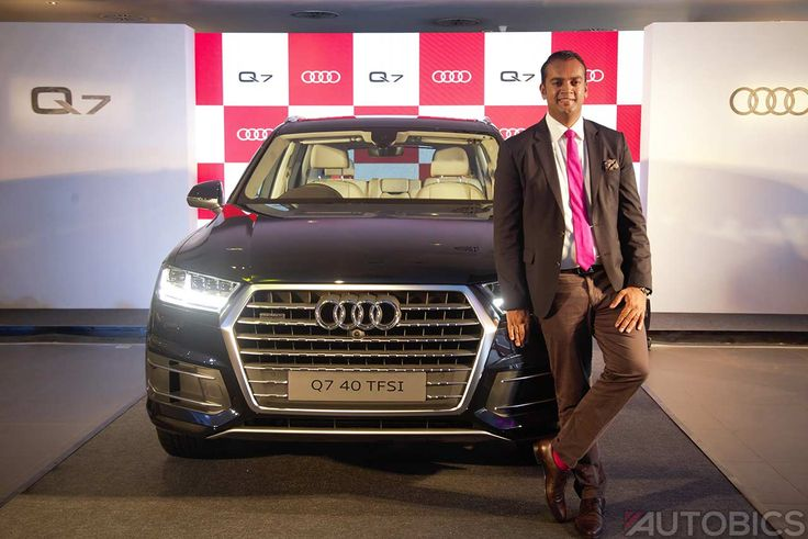 Audi, the German luxury car manufacturer, has launched the 2017 Audi Q7 40 TFSI Quattro in India. The SUV is priced at INR 67.76 Lakh onwards