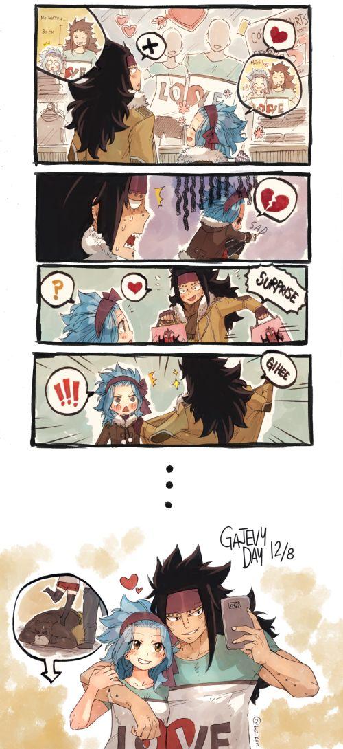 Gajevy Fairy Tail