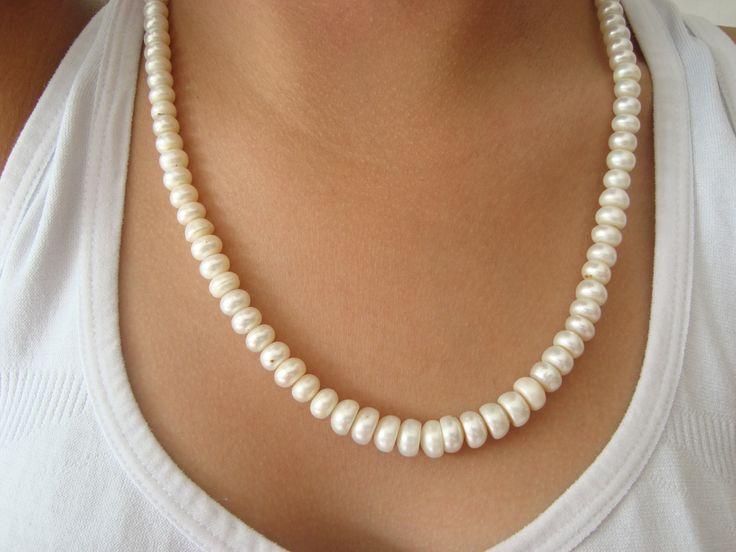 collar de perla cultivada