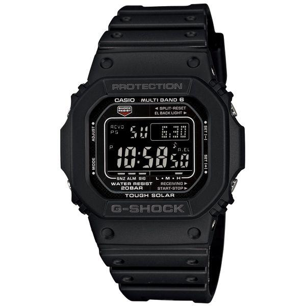 Casio Digital Solar Multiband 6 (fully Imported From Japan) Watch #GW-M5610-1BJF (Men Watch)