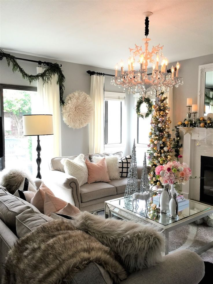 Do you need some ideas for your Christmas living room decoration? Here we  have The Most Simplest Christmas Living Room Decoration Ideas for your  references.