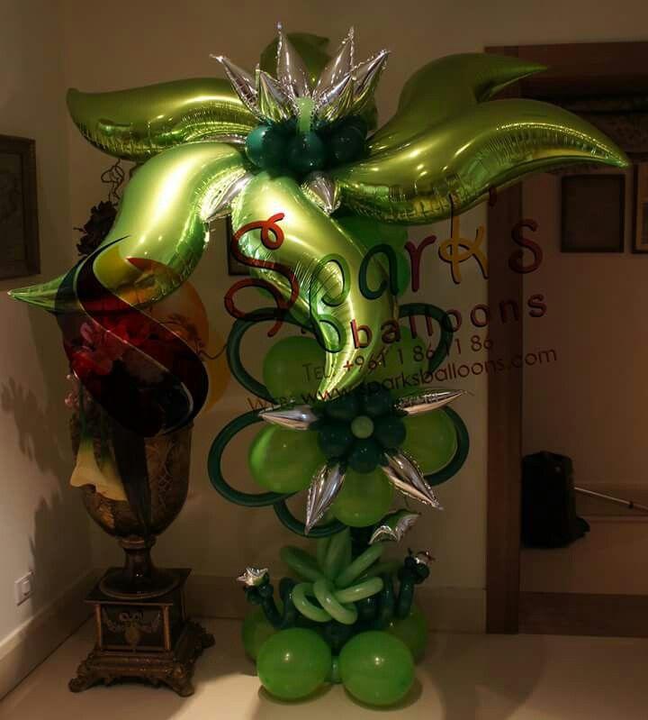 Best images about foil balloon decor on pinterest
