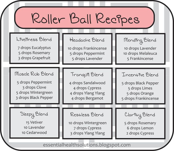 Once someone really gets excited about oils, they usually like to try to make their own roller ball blends using 10 ml roller bottles, vari...