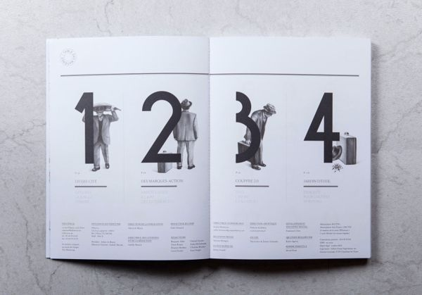 Influencia n°3. by Violaine & Jeremy , via Behance