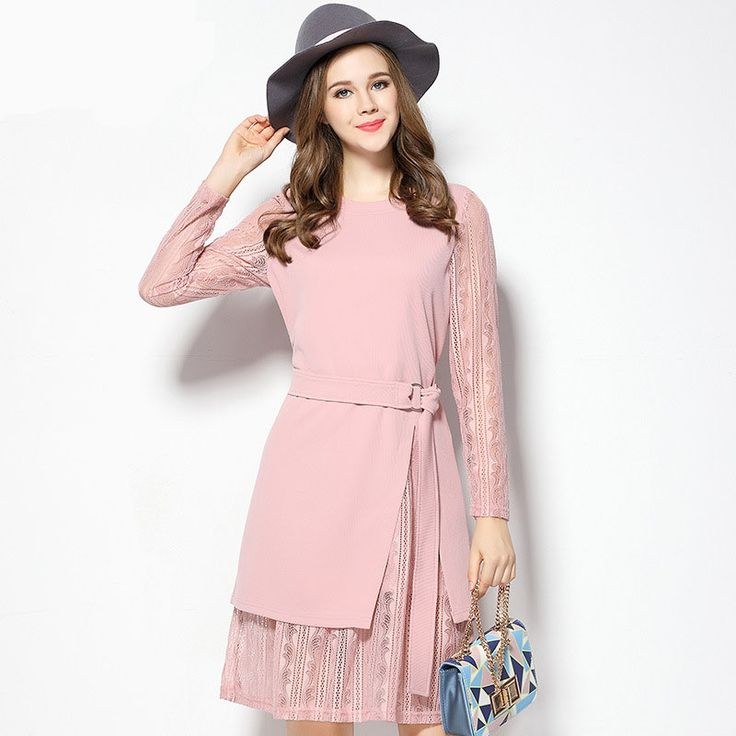 http://fashiongarments.biz/products/2017-spring-new-arrival-women-dress-fashion-casual-lace-patchwork-o-neck-long-sleeve-dresses-slim-belt-knitted-vestidos/,    We are currently specialized in women fashion dress. If you are an individual buyer, PLEASE add us to your favorite store. If you are a wholesaler or looking for a business partner in China,PLEASE contact us.  2017 Spring New Arrival Women Dress Fashion Casual Lace Patchwork O-Neck Long Sleeve Dresses Slim Belt Knitted Vestidos…