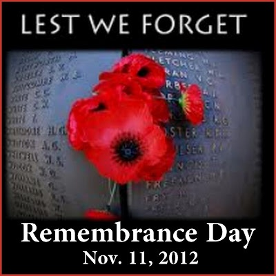 Remembrance Day / Veterans Day