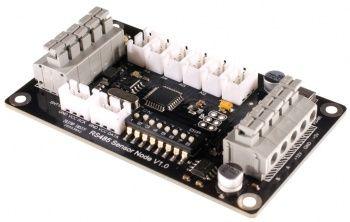 RS485 Sensor Node V1.0 (SKU:DFR0233) - DFRobot Electronic Product Wiki and Tutorial: Arduino and Robot Wiki-DFRobot.com