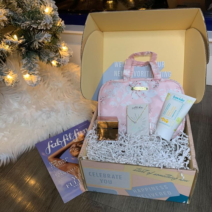 FabFitFun Starter Box in 2020 (With images) High end