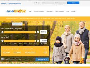 Nie wiem czy wszyscy wiedzą, ale niedawno wystartowała nowa firma pożyczkowa pod nazwą Super Grosz. Charakteryzuje je szybka decyzja kredytowa, darmowa pożyczka na 1000 zł, oraz ciekawa aplikacja GroszConnect. Więcej opinii oraz całą recenzję zobaczycie na https://chwilowo.pl/opinie/super-grosz/