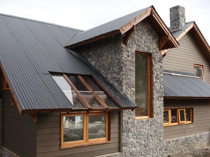 Construccion en seco steel framing casas cabanas viviendas for Casa vivienda jardin pdf