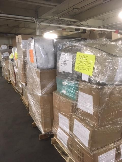 Bed Bath & Beyond Truckloads (available weekly) #online