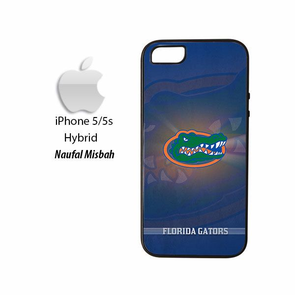 Florida Gator iPhone 5/5s HYBRID Case Cover