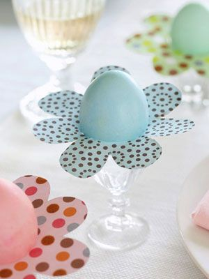 Egg Plants: Holiday, Decorative Paper, Easter Eggs, Craft Ideas, Easter Spring, Easter Ideas