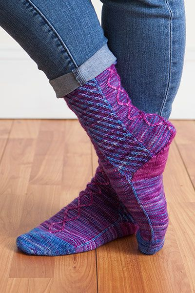 Artful Arches Paid Download Knitting Patterns From Knitpicks