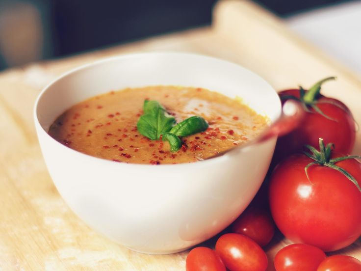 Ein sommerlicher Pausensnack und tolle Abwechslung zur klassischen Gazpacho.