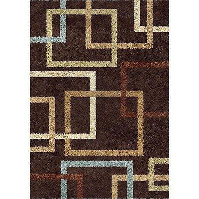 AREA RUG SALE, Brown Geometric Boxes Shag Carpet 5X8 102199 - http://www.ebay.com/itm/AREA-RUG-SALE-Brown-Geometric-Boxes-Shag-Carpet-5X8-102199-/401051884904 #arearugs