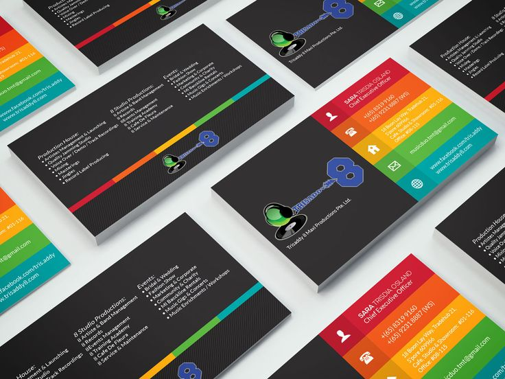 28 best card images on Pinterest Graphics, Advertising and - name card