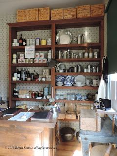 Prairie Rose Publications: Columbia's Provisions, Miner's Supplies & Dry Goods Store