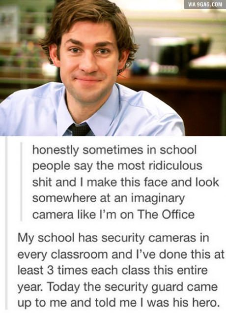 This guy is totally Jim Halpert